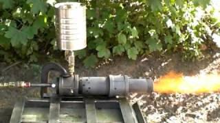 getlinkyoutube.com-Babington burner 01: waste oil