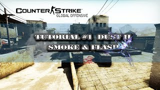getlinkyoutube.com-CSGO Dust 2 Smoke and Flash Tutorial
