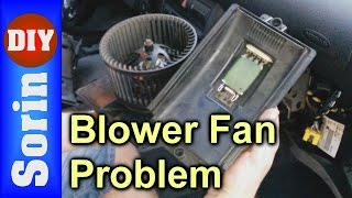 getlinkyoutube.com-Blower Fan Problem - Not Working On Speeds 1,2,3 (Seat Leon 1m / Toledo)