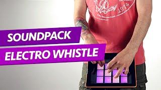 Electro Whistle - Electro Drum Pads 24