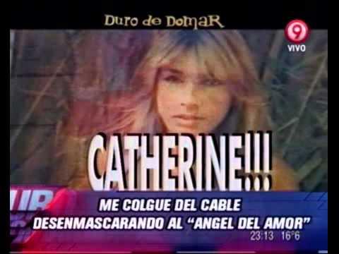DURO DE DOMAR - ME COLGUE DEL CABLE - EL ANGEL DEL AMOR 29-05-12