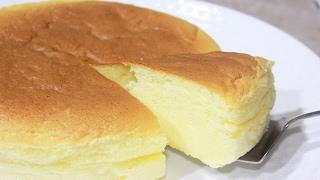 getlinkyoutube.com-شاهدوا معي طريقة تحضير التشيز الكيك الياباني الناعم ك القطن Japanese Cotton Cheese Cake Recipe