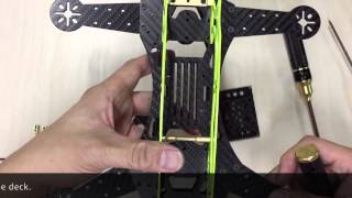 getlinkyoutube.com-Scorpion Sky Strider280 FPV Racer assembly procedures.
