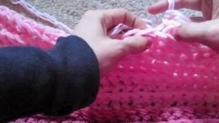 getlinkyoutube.com-How To: Finger Crochet