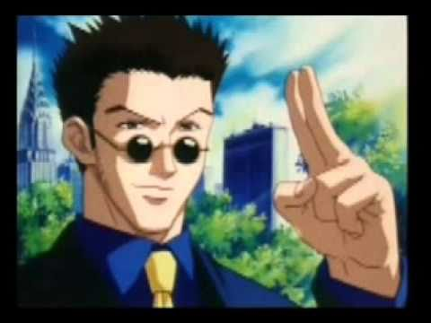Hunter X Hunter - Leorio x Kurapica