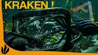 getlinkyoutube.com-ARK: Survival Evolved FR - LE KRAKEN & 4 AUTRES NOUVEAUX DINOS ORIGINAUX !