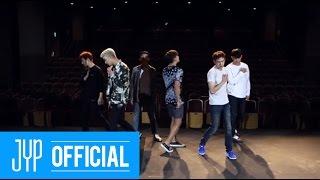 "getlinkyoutube.com-2PM ""Promise (I'll be)"" Dance Practice Video"