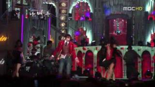 getlinkyoutube.com-Rain and Kim Sun Ah ....Bad Guy (TANGO VERS) oct 15/08