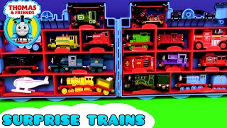 getlinkyoutube.com-Giant Egg Surprise Thomas and Friends Thomas Trains in Surprise Eggs Opening Thomas Train Collection