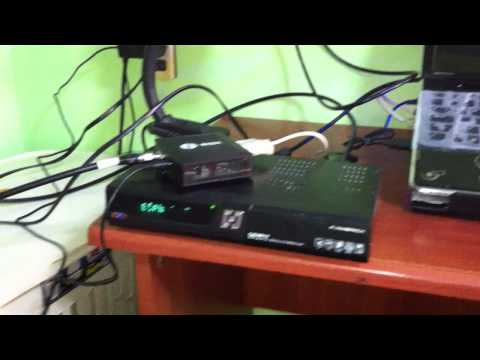 Azamerica s812 Nagra3 (dongle i-box)-Nex-Tv PERU