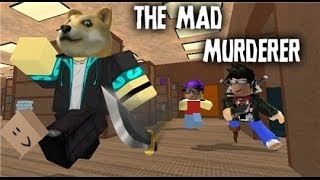 getlinkyoutube.com-Family Game Nights Plays: Roblox - The Mad Murderer