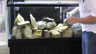 getlinkyoutube.com-Fincasters Episode 50: Setting up an African Cichlid Aquarium