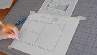 getlinkyoutube.com-How to Sketch a Floor Plan