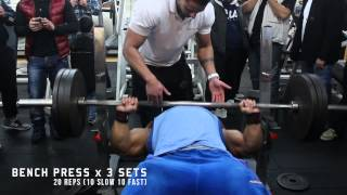 getlinkyoutube.com-Flex Fitness - Zack Khan Visit