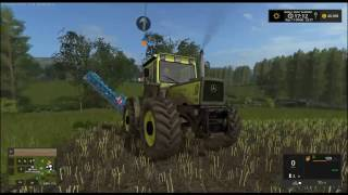 Farming Simulator 17 - Drumard Farm - Episode 22 - Muck spreading