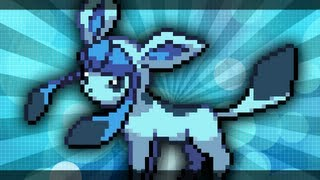 getlinkyoutube.com-How & Where to catch/get - /Evolve Eevee into Glaceon in Pokemon Black 2 & Pokemon White 2