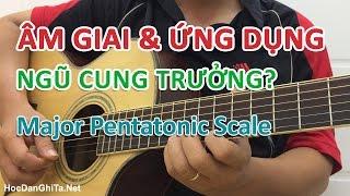 getlinkyoutube.com-Học đàn guitar - Âm giai và ứng dụng: Ngũ Cung TRƯỞNG (Major Pentatonic) [HocDanGhiTa.Net]