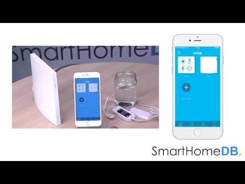 HOW-TO: Pair and Connect your Aeotec Water Sensor with a Wink Hub 2