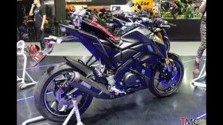 getlinkyoutube.com-Yamaha M-Slaz - Nakedbike 150 phân khối giá 2.500 USD