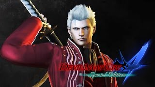 getlinkyoutube.com-Devil May Cry 4 Special Edition - EX Costumes Trailer 60fps (DMC4) TRUE-HD QUALITY