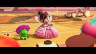 getlinkyoutube.com-Wreck-It Ralph: Vanellope Becomes Princess Clip (HD)