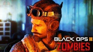 "Black Ops 3 ZOMBIES ""DER EISENDRACHE"" DLC TEASER TRAILER! - Nikolai Storyline Trailer! (BO3 Zombies)"