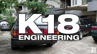 GARAGE TOURS : K18 Engineering