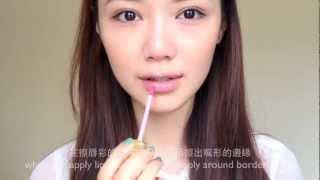 getlinkyoutube.com-倪晨曦makeup tutorial- 宋慧喬水潤妝super moisturized makeup like song hye-kyo