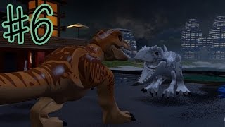 getlinkyoutube.com-LEGO: Jurassic World (#6) THE END | KID GAMING