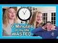 6 MINUTES OF OUR LIVES WELL NEVER GET BACK