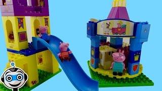 getlinkyoutube.com-El sueño de Papá Pig en el parque de atracciones - Peppa Pig Stop Motion