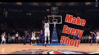 getlinkyoutube.com-NBA 2K TOP 5 JUMP SHOTS || Never Miss Another Shot!