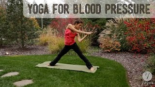 Yoga Routine for regulating blood pressure: Regulate and Sustain (open level)