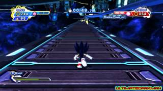 getlinkyoutube.com-Sonic Generations - Dark Sonic Finale Version - Release