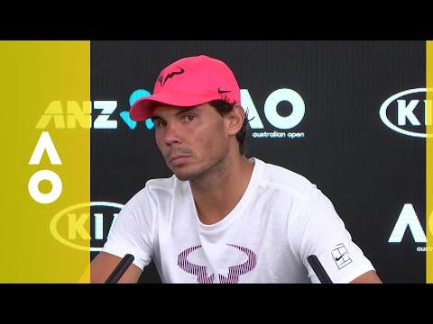 Rafael Nadal press conference (QF) | Australian Open 2018