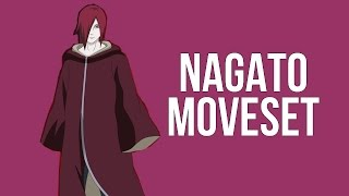 getlinkyoutube.com-Naruto Storm Revolution - Nagato Complete Moveset