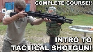 getlinkyoutube.com-Intro to Tactical Shotgun!  Complete Course from Raidon Tactics