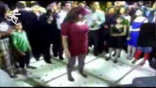 getlinkyoutube.com-رقص فيفي عبده في فرح الفنانه امينه