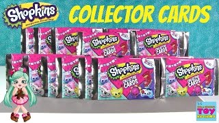 getlinkyoutube.com-Paul vs Shannon Shopkins Collector Cards New Edition Challenge Blind Bag Opening   PSToyReviews