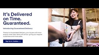 What You NEED To Know About eBay Guaranteed Delivery
