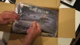 getlinkyoutube.com-A box from Toyko Model Detective: star wars models