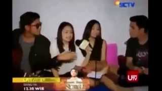 Priily Latuconsina senang mencium ketiak Aliando Syarief - Was Was 28 Mei 2014