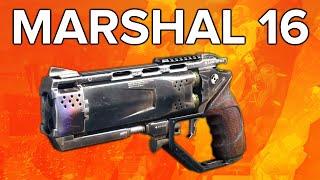 getlinkyoutube.com-Black Ops 3 In Depth: Marshal 16 Shotgun Pistol (DLC Weapon)