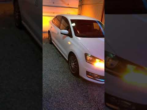 Светодиодные лампы в поворотники Volkswagen Polo Sedan