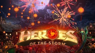 Heroes of the Storm - Lunar New Year 2018