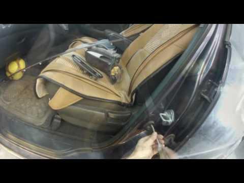 Хонда Одисей 1 0 Разборка передней и задней двери