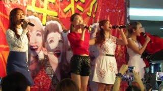 getlinkyoutube.com-160102.Selayang Mall.M-Girls.四个女生 - 豐收歌