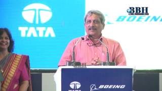 Manohar Parrikar ,Defence Minister ,Government of india