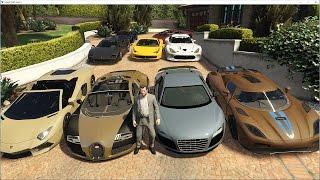 getlinkyoutube.com-GTA 5 Real Supercar Mods