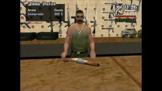 "getlinkyoutube.com-Tutoriales ""Secreto"" de GTA San Andreas capitulo 2 ""munición infinita"""